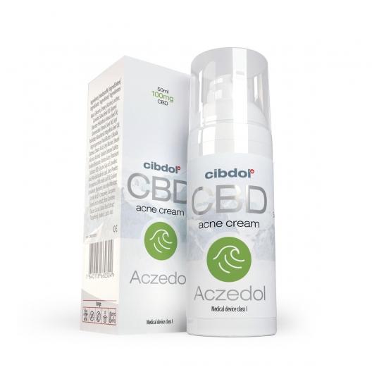 Aczedol (Acne crème)