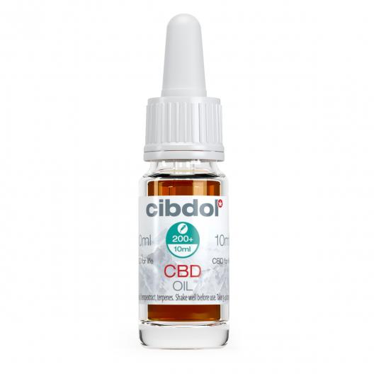 CBD Olie 40% (4000mg)