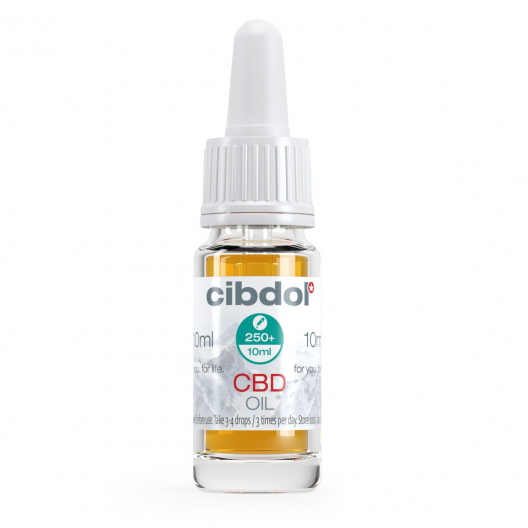 CBD Olie 5% (500mg)