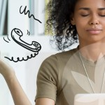 Bewustzijn van stress op het werk